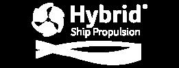 Hybrid Ship Propulsion