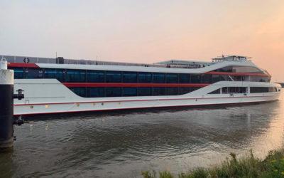 Sea trial Rhein Galaxy
